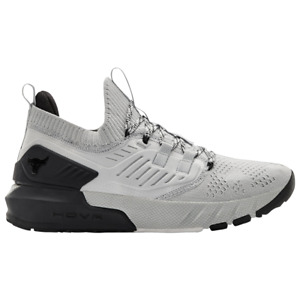 2021 New Hot Under Armour Project The Rock 3 Training Shoes UA Grey popular