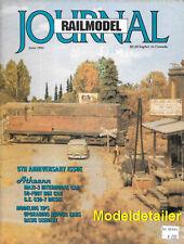 Railmodel Journal June 94 Rio Grande Reading Gunderson CN C30-7 Athearn Walthers