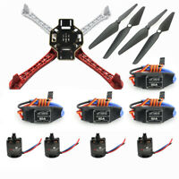 QWinOut F450-V2 Frame Kit Air Gear 450 Power Air2216 for Quadcopter FPV Drone
