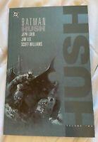 BATMAN HUSH Vol 2 TPB  (2003)  Jeph Loeb, JIM LEE, Scott Williams