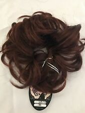 Scrunchie Elastic Synthetic Hairpiece Scrunchy Extension Ponytail HR-12- 35