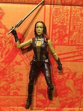 "Marvel Legends GAMORA Loose Complete Guardians of the Galaxy 6"" Action Figure"