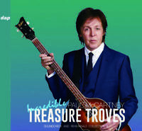 Paul McCartney Incredible Treasure Troves 2 CD Soundcheck and Rehearsals Vol. 3