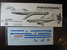 1/200 ATP DECALS BOEING 727-200 / 737-300 PIEDMONT   DECALCOMANIE