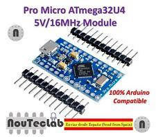 Pro Micro ATmega32U4 5V/16MHz Module with Pin Header for Arduino Leonardo