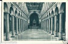 cm 234 1939 BENEVENTO Duomo - Interno - viaggiata - FP Ed. IGDA Novara