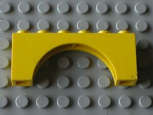 Yellow arch 3307 LEGO TRAIN Pirates / Set 6277 6075 375 7997 4223 6263 6267
