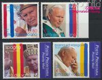 Vatikanstadt 1484-1487 nuevo con goma original 2004 Mundial de Viajes (8984113