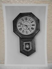 Vintage COCA-COLA PHOTO from COLA CALL Newsletter of Drink Coca Cola Clock