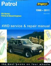 buy patrol car manuals and literature ebay rh ebay co uk 06 Nissan Altima Repair Manual 96 Nissan Maxima Repair Manual