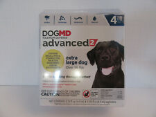 Dog Md Advanced 2, Extra Large Dog, Flea Topical, 4 Doses, 4 Month Supply