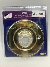 BrassCraft SK0231 Brass Chateau Style Rebuild Trim Kit For Moen Faucets
