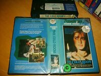 THE COLD ROOM - 1984 Pre Cert RARE Oz Roadshow VHS 1st Issue - Mystery Thriller!