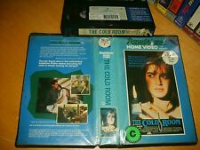 Vhs *THE COLD ROOM* 1984 Pre Cert RARE Oz Roadshow 1st Issue - Mystery Thriller!