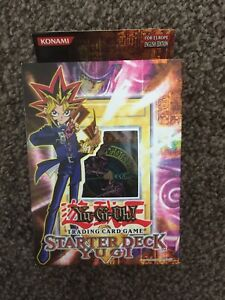 Yu-GI-Oh - SDY Yugi Starter Deck - English Edition - Factory Sealed - Mint Box