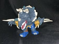 Extreme Dinosaurs SPIKE - Triceratops COMPLETE - Martial Arts Street Sharks 1996