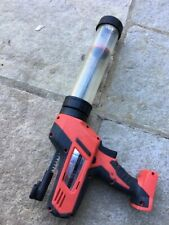 Milwaukee C18PCG  18v Gun , NO charger or case