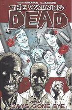 THE WALKING DEAD ** VOLUME 1 DAYS GONE BYE ** ELEVENTH PRINTING ** IMAGE ** USED
