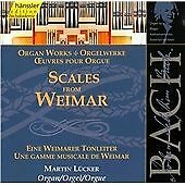 SCALES FROM WEIMAR NEW CD