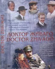 Doctor Zhivago Boris Pasternak (4 DVD NTSC) RUSSIAN ONLY RUSSIAN ONLY