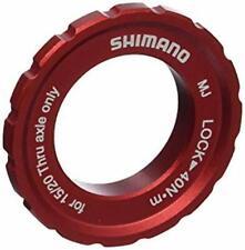 Shimano 4DD98030 Anillo de Cierre Pasador rojo , Unisex, Multicolor, Talla única