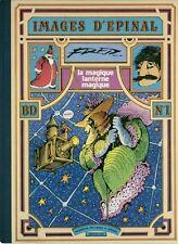 LA MAGIQUE LANTERNE MAGIQUE DE FRED - Edition Originale