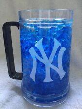 Budweiser Freezer MUG DRINK CUP NY NEW YORK YANKEES 2017 5/26/17    Game