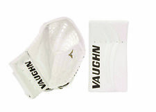 New Vaughn 1000i goalie blocker/catcher intermediate set ice hockey white glove