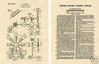 1940 Tinker Toy US Patent Art Print READY TO FRAME  Vintage Building Toys