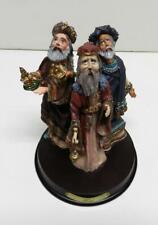 """Duncan Royale History Of Santa Claus """"Magi"""" Collectors 2nd Edition Usa"""