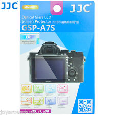 JJC GSP-A7S Optical Glass LCD Screen Protector for Sony A7 A7S A7R