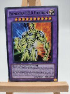 Yu-Gi-Oh! Elementar-HELD Elektrum, RYMP-DE017, Common, NM