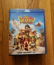 The Pirates A Band of Misfits (Blu ray)