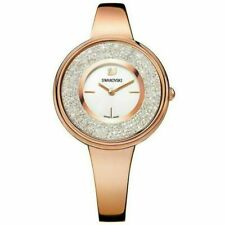 Swarovski Crystalline Pure Rose Gold Tone 34mm Women Watch 5269250