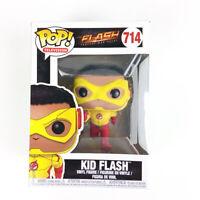 Funko Pop TV The Flash - Kid Flash 712 Vinyl Figure New Open Box