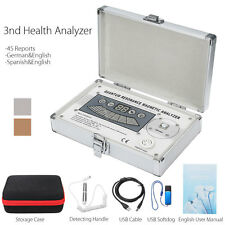 3TH Healthy Quantum Body Analyzer Magnetic Resonance Massage Therapy Sub Health
