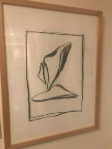 David Bowie Lithograph