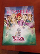 Disney Newsreel March 19, 2004 Witch The Magic of Friendship Cartoon New