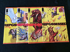 REPOSSESSED #1, 2, 3, 4 VFNM Condition