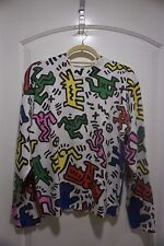 Joyrich x Keith Haring Limited Edition Knit Pullover Sweater - Size S