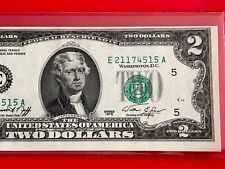 1976 $2 TWO DOLLAR BILL ( Richmond ) , UNCIRCULATED