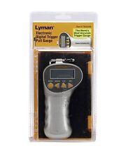 Lyman electronic digital trigger pull gauge meter shooting weight force firearms