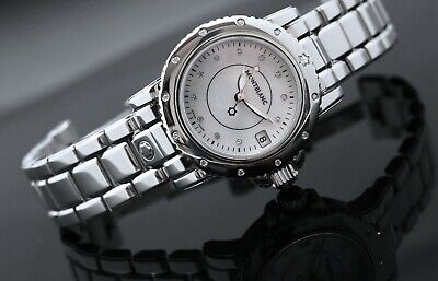 Montblanc Sport Lady - Diamonds & Mother Of Pearl