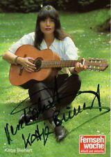 Autogramm - Katja Bienert