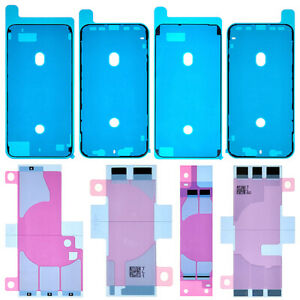 Apple iPhone 6 7 8 Plus X Max 11 12 Pro Battery LCD Screen Adhesive Sticker Tape