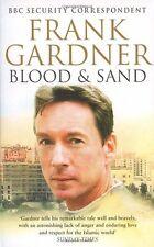 Blood and Sand,Frank Gardner- 9780553817713