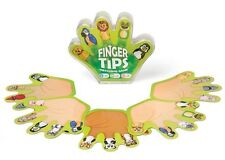 NEW Finger Tips Board Game  Animal Edition Ages 3+ dominos
