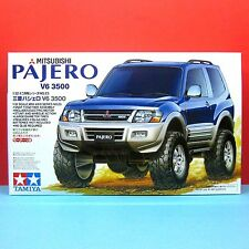 Tamiya 1/32 [Mini 4WD Series] Mitsubishi Pajero V6 3500 model kit #19023