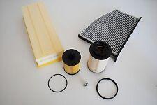 Inspektionspaket Inspektionskit Filter Set Seat Toledo 5P 2,0TDI 103KW 140PS BKD