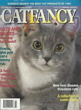 Cat Fancy (Feb 1993) The Sweet Gentle Himalayan, Cats and Babies Tummy Rub~G584A